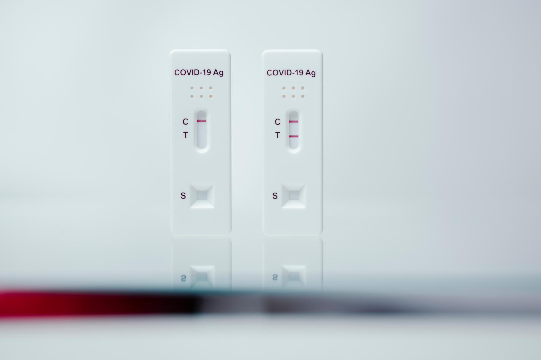 COVID-19 Rapid Antigen Test Edinburgh